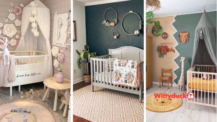 How To Decorate Baby Room On A Budget Leadersrooms