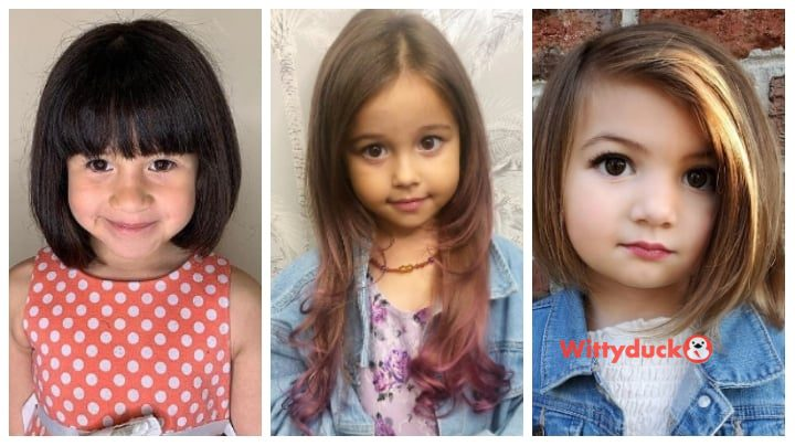 Top 15 Trendy Haircuts For Little Girls Wittyduck